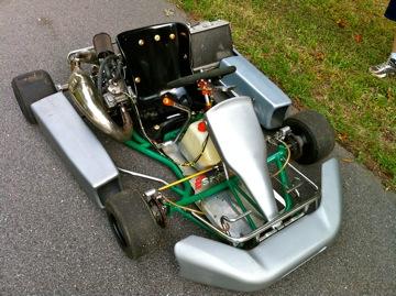 Complete Kart Setup